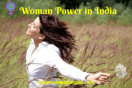 Woman Power in India