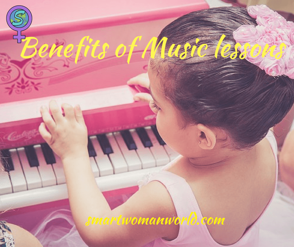 Benefits of Music lesson