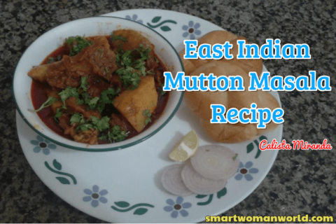 East Indian Mutton Masala