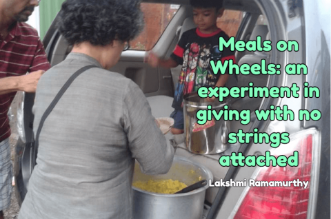 Meals on Wheels India: An Experiment In Giving