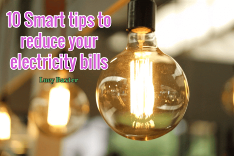 10 smart tips to reduce your electricity bills