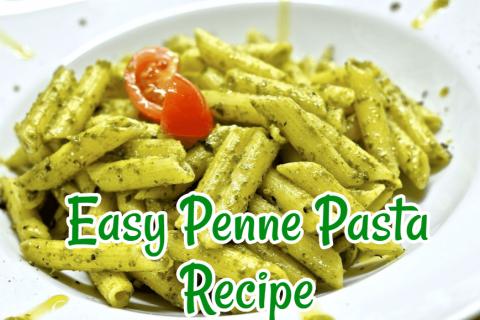 Easy Penne Pasta Recipe