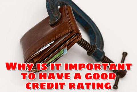 Good Credit Rating Score