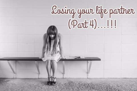 Losing your life partner – More than just money
