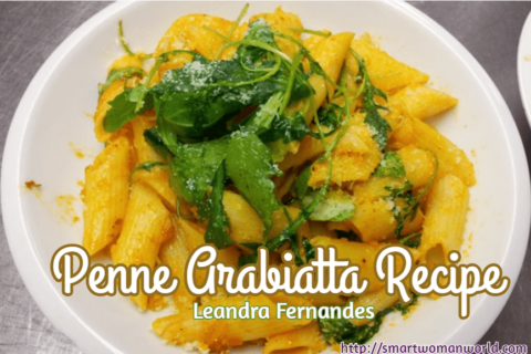 Penne Arabiatta Recipe