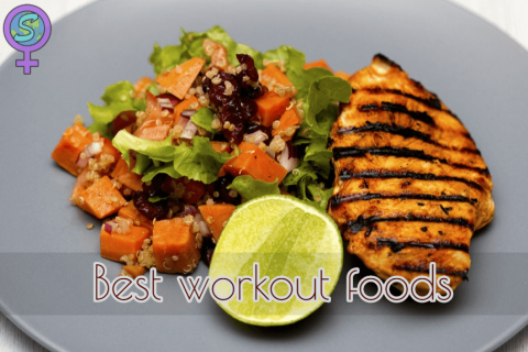 Best workout foods