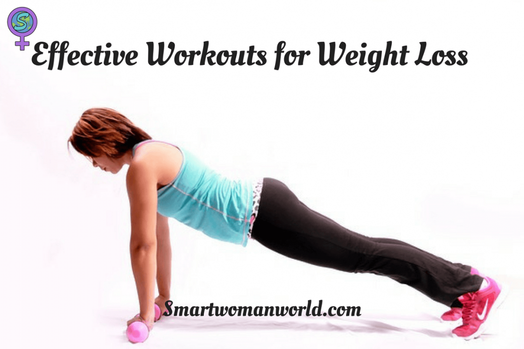 Effective Workouts for Weight Loss