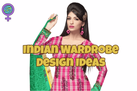 Indian Wardrobe Design Ideas