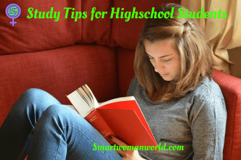 Study Tips for Highschool Students