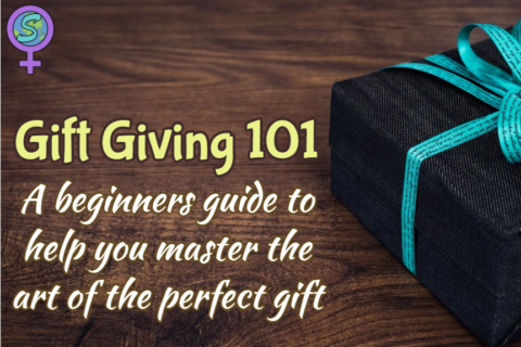 Gift Giving 101 – A beginners guide to help you master the art of the perfect gift