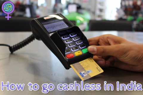 How to go cashless in India