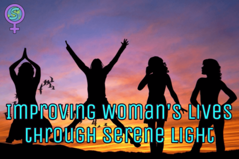 Improving Woman's Lives through Serene Light