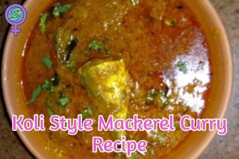 Koli Style Spicy Mackerel Curry Recipe