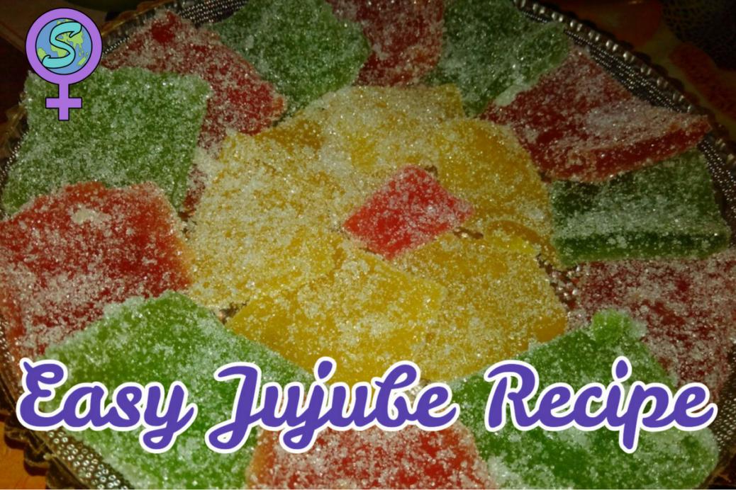 Easy Jujube Recipe