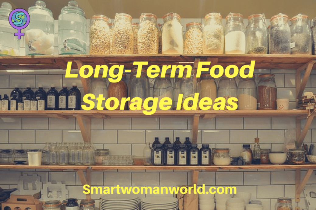 Storing clothes long term