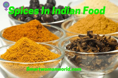 Spices In Indian Food