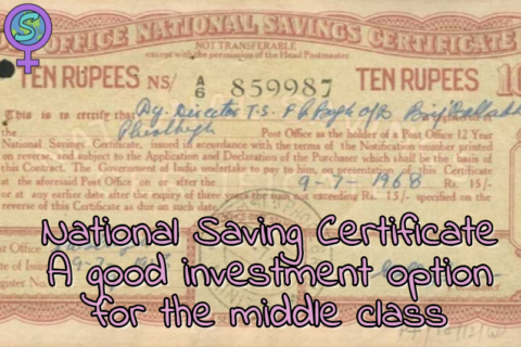 Post Office National Saving Certificate