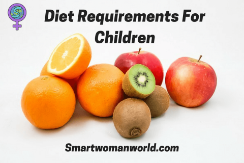 Diet Requirements For Children