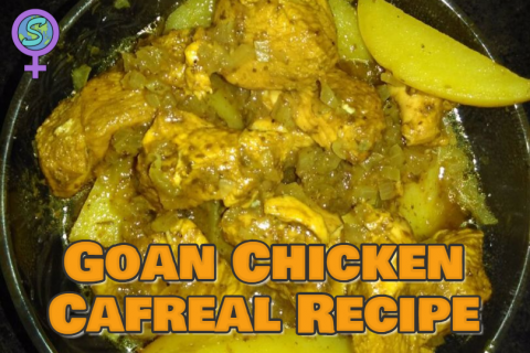 Chicken Cafreal Recipe