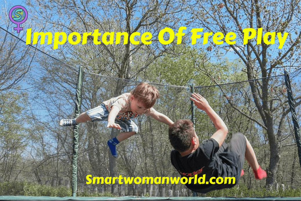 Importance Of Free Play