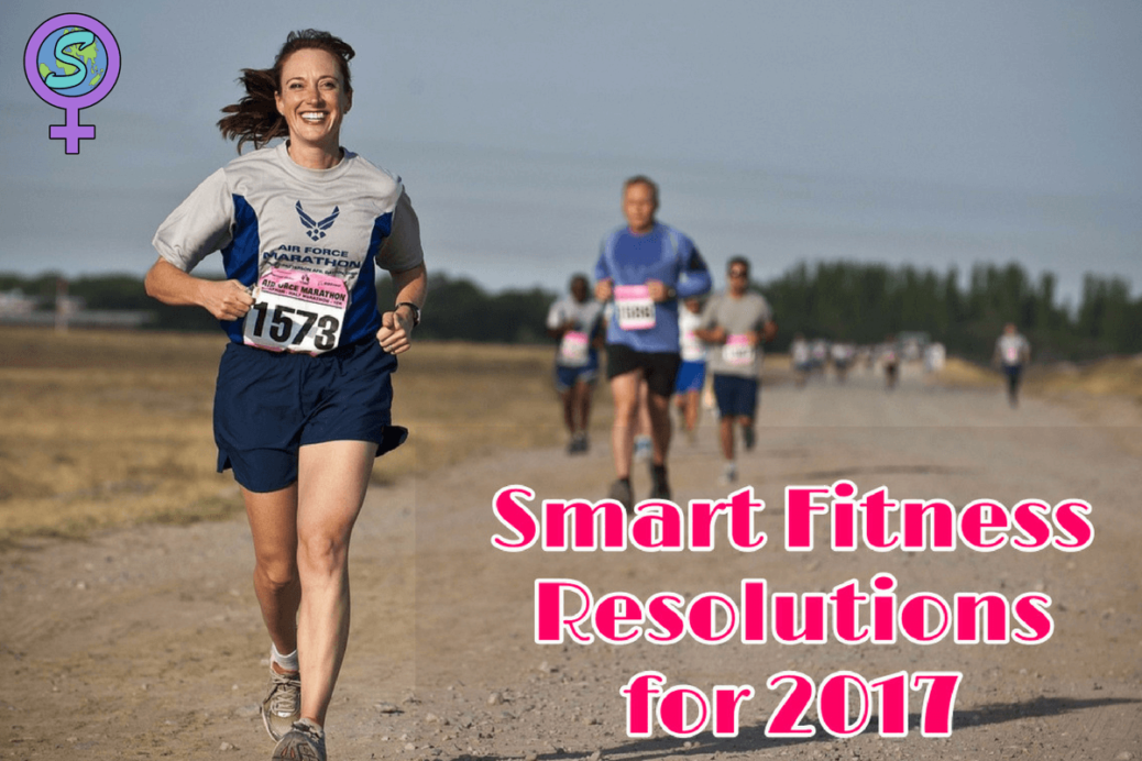 Smart Fitness Resolutions for 2017