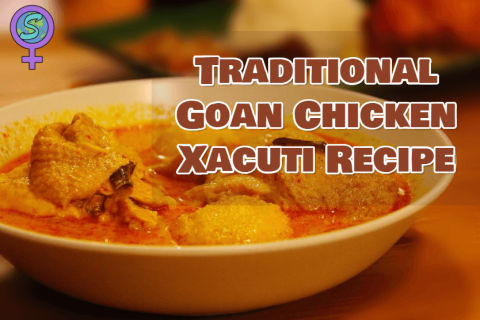 Goan Chicken Xacuti Recipe