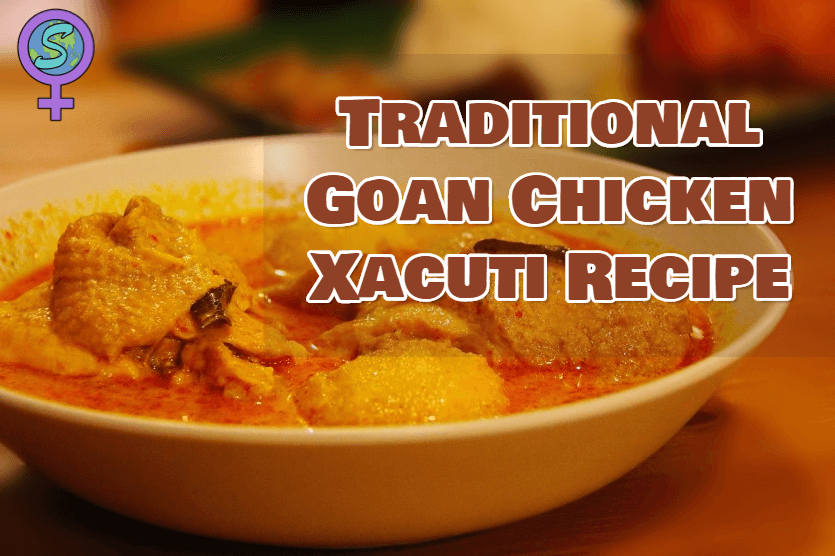 Goan chicken xacuti recipe a traditional goan recipe goan chicken xacuti recipe forumfinder Images
