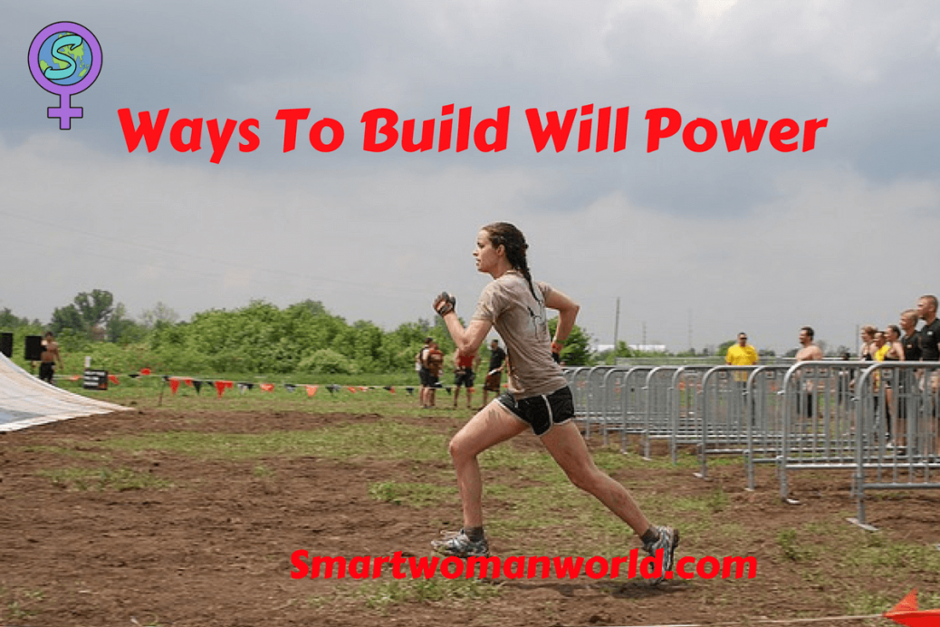 Ways To Build Will Power
