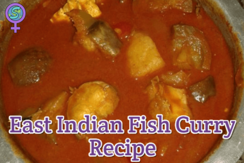 East Indian Fish Curry Recipe