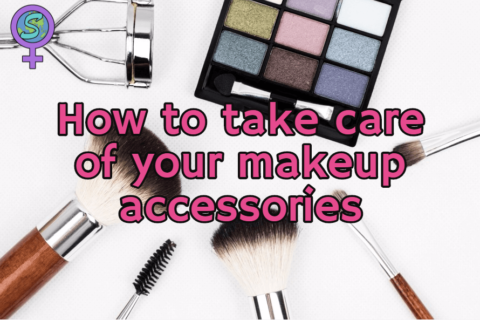 How To Clean Your Make Up Brushes At Home