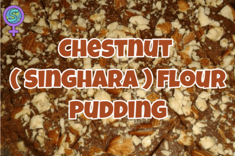 Chestnut Pudding