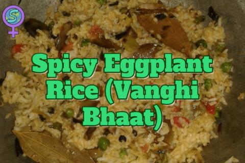 Eggplant Rice Recipe