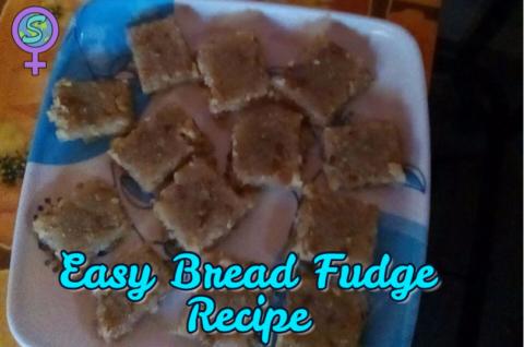 Bread Fudge Recipe