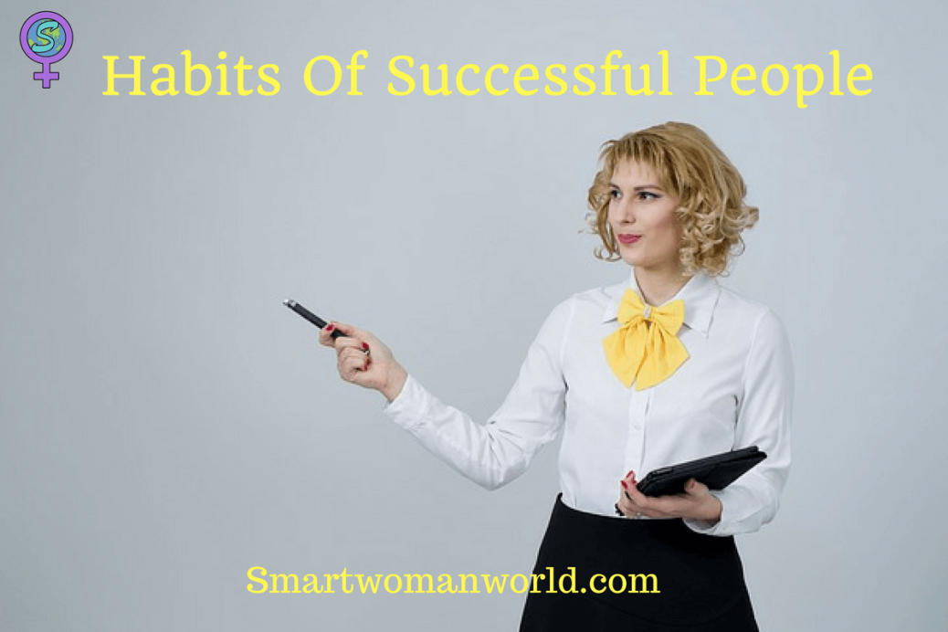 Habits Of Successful People
