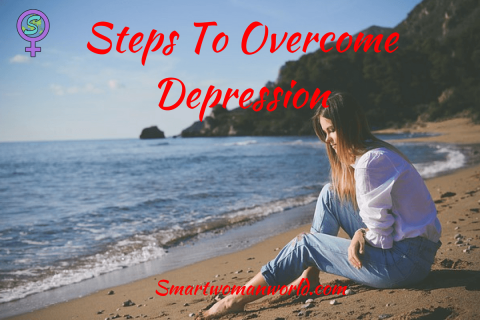 Steps To Overcome Depression