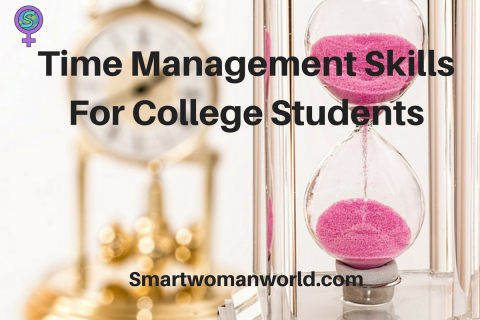 Time Management Skills For College Students
