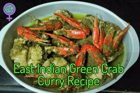 East Indian Crab Curry Recipe