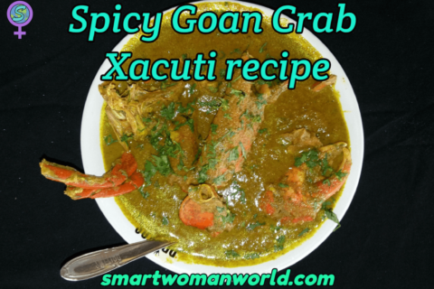 Crab Xacuti