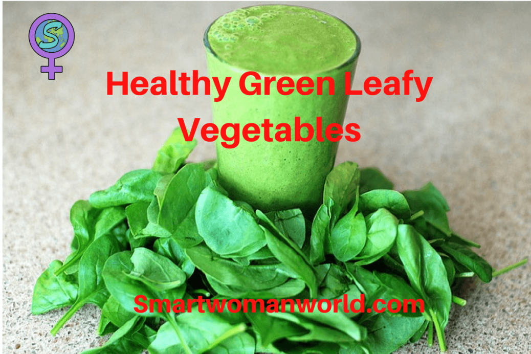 Healthy Green Leafy Vegetables