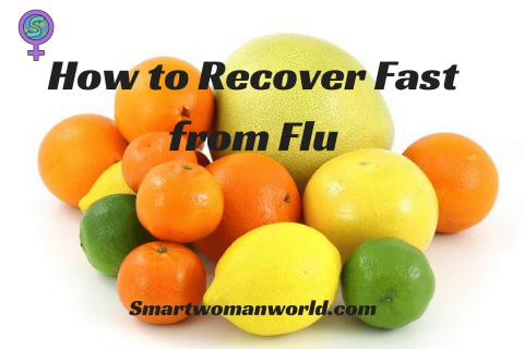 How to Recover Fast from Flu