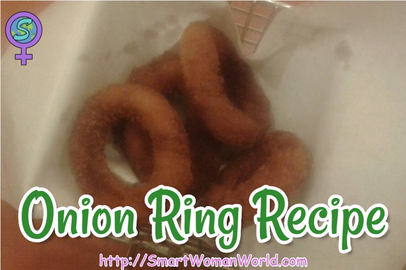 Onion Ring Recipe