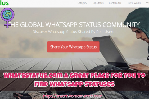 Whatsstatus.com a great place for you to find Whatsapp Statuses