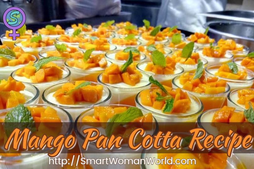 Mango Pancotta recipe