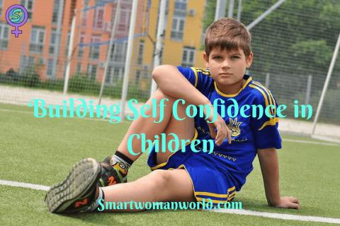 Building Self Confidence in Children