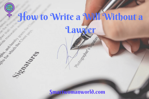 How to Write a Will Without a Lawyer