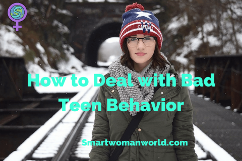 How to Deal with Bad Teen Behavior