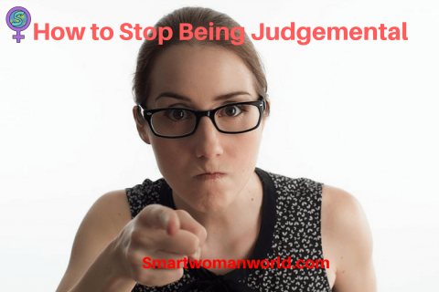How to Stop Being Judgemental