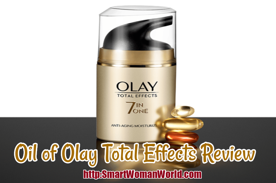 Oil of Olay Total Effects Review
