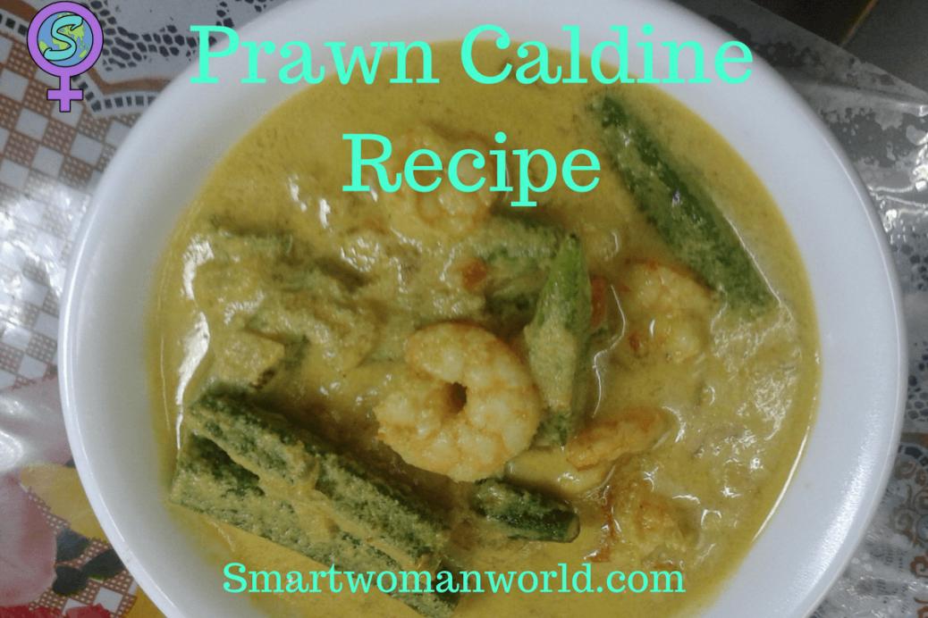 Prawn Caldine Recipe