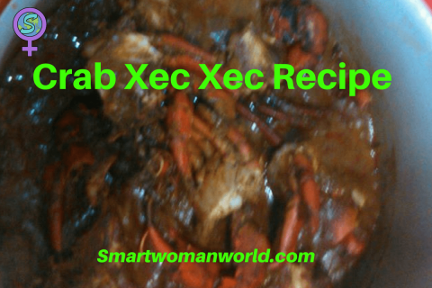 Crab Xec Xec Recipe